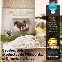 Gaudeix dels productes de l'Empordà, el Gironès i la Selva