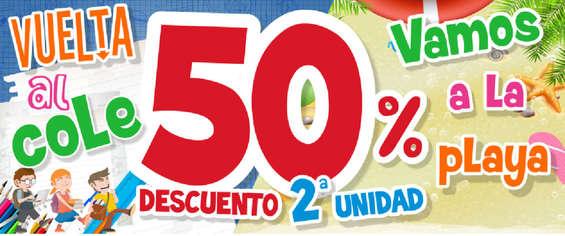 Ofertas de Juguetilandia, 50% descuento