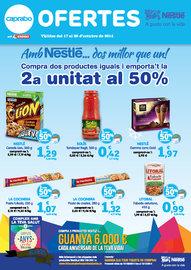 Amb Nestlé.. Dos millors que un!