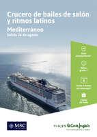 Ofertas de Viajes El Corte Inglés, Crucero de bailes de salón y ritmos latinos