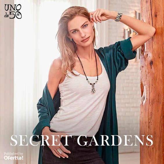 Ofertas de Uno de 50, Secret Gardens