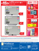 Ofertas de Carrefour, Ofertes setmanals