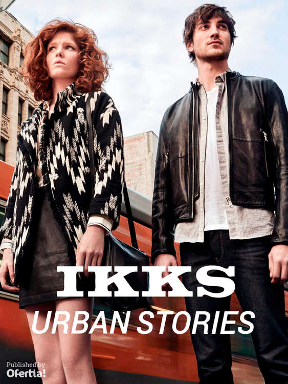 Ofertas de IKKS, Urban Stories