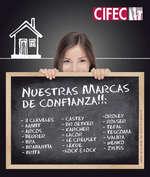 Ofertas de Cifec, Nuestras marcas de confianza