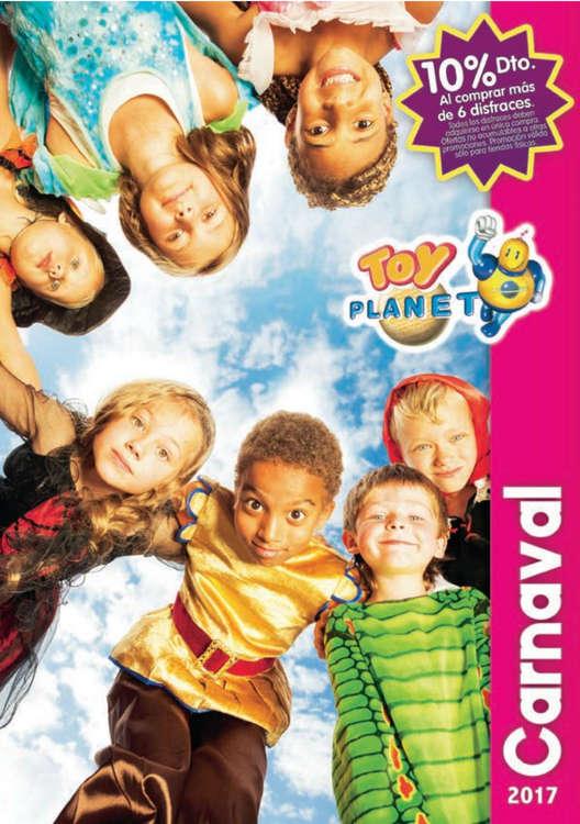 Ofertas de Toy Planet, Carnaval 2017