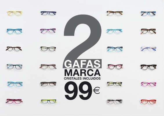 Ofertas de Opticalia, Gafas de marca