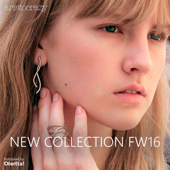 Ofertas de Aristocrazy, New Collection FW16