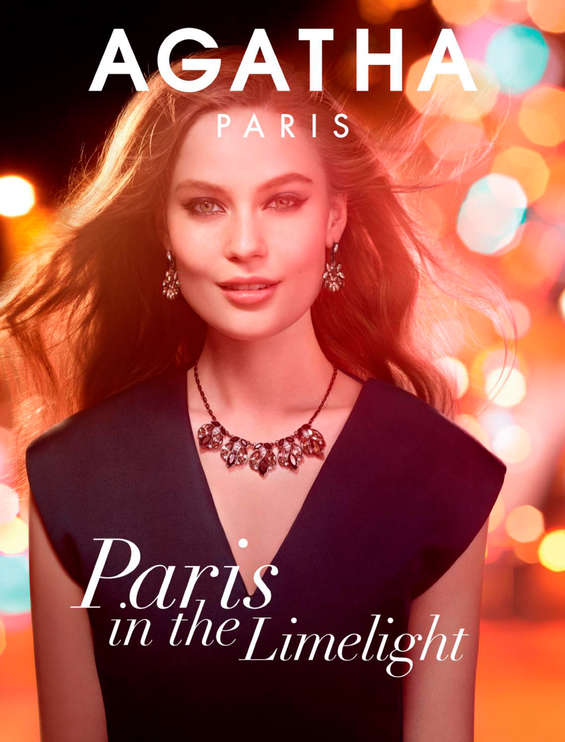 Ofertas de Agatha, Paris in the Limelight