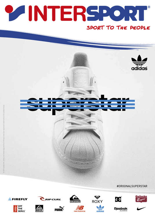 Ofertas de Intersport, SuperStar
