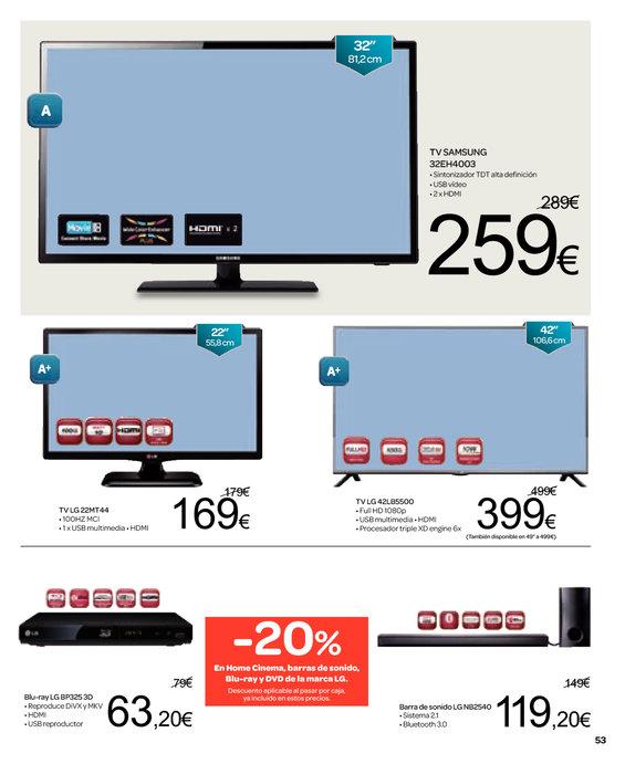 Ofertas de Carrefour, Produktuak 1€