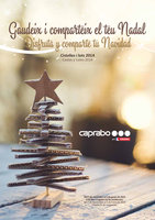 Ofertas de Caprabo, Gaudeix i comparteix el teu nadal