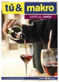 Especial Vinos