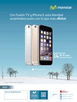 Ofertas de Movistar, Esta Navidad, regálate Fusión TV