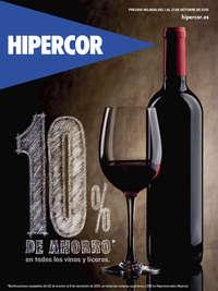 Especial Vinos y Bodega