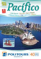 Ofertas de Linea Tours, Pacífico 2014/15