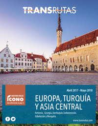 Europa, Turquía y Asia Central, 2017-18