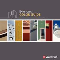 Exteriores: color guide