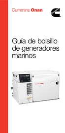Guía de bolsillo de generadores marinos