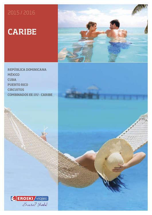 Ofertas de Eroski Viajes, Caribe 2015-2016
