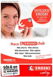Nace Eroski club