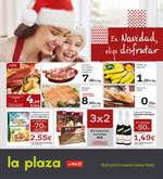 Ofertas de La Plaza de DIA, En Navidad, elige disfrutar