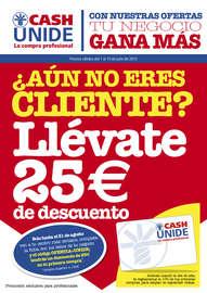 ¡25€ por hacerte cliente con Ofertia!