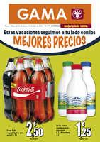 Ofertas de Supermercados Gama, Mejores precios