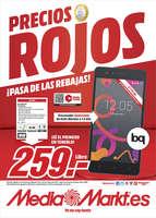 Ofertas de Media Markt, Precios Rojos. ¡Pasa de las rebajas!