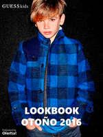 Ofertas de GUESS, Guess Kids - Lookbook otoño 2016