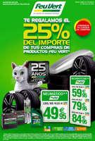 Ofertas de Feu Vert, Te regalamos el 25% del importe