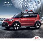 Ofertas de Kia Motors, Accesorios Soul