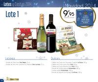 Lotes y cestas - Navidad 2014
