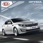 Ofertas de Kia Motors, Accesorios Óptima