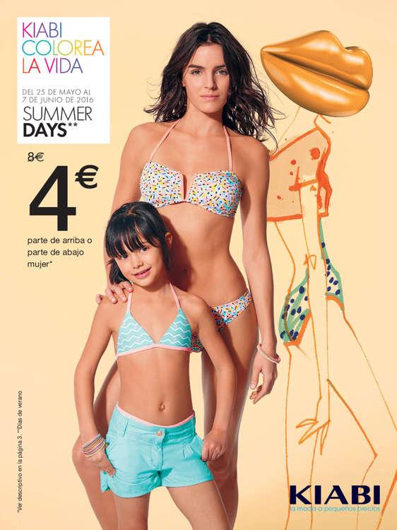 Ofertas de Kiabi, Summer Days