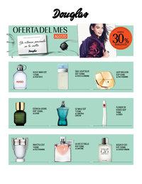 Hasta 30% en perfumería en Septiembre