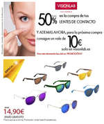 Ofertas de VisionLab, Promociones