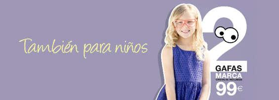 Ofertas de Opticalia, También para niños