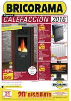 Ofertas de Bricorama, Especial calefacción 2016