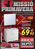 Ofertas de Bricodepot, Missió Pimavera - Cabrera