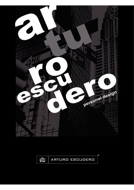 Ofertas de Avant Haus, Arturo Escudero