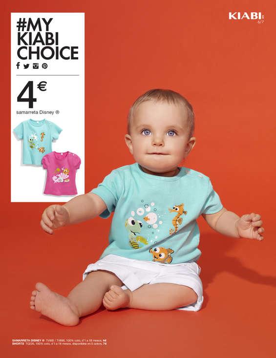 Comprar ropa beb en terrassa ropa beb barato en terrassa for Muebles kiabi
