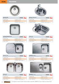 Comprar fregaderos de acero inoxidable barato en madrid for Fregaderos bricodepot