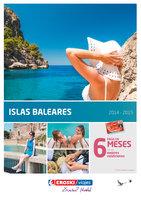 Ofertas de Eroski Viajes, Baleares