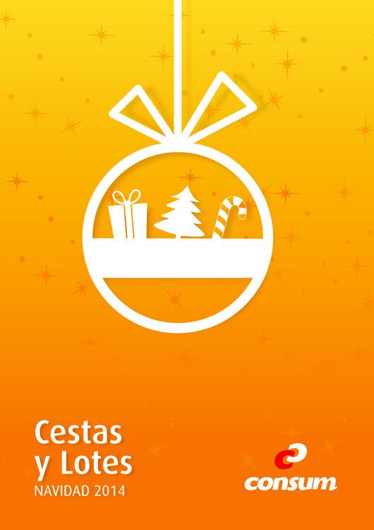 Ofertas de Consum, Cestas de Navidad 2014