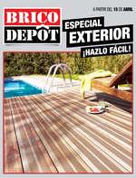 Ofertas de Bricodepot, Especial exterior ¡Hazlo Fácil! - Laguna