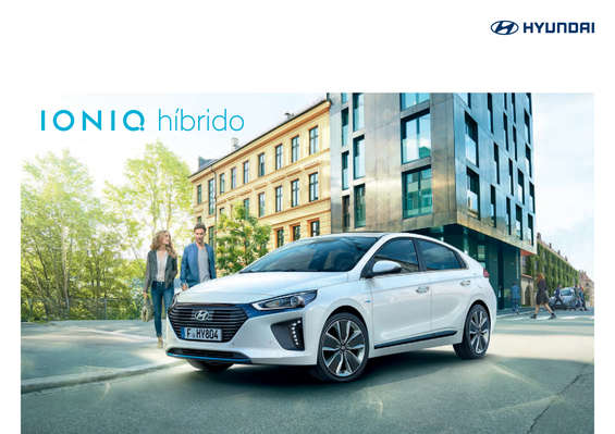 Ofertas de Hyundai, Hyundai Ioniq Híbrido