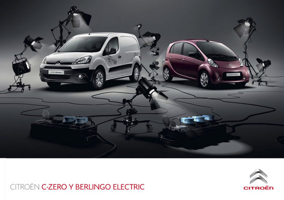 Ofertas de Citroën, C-Zero y Berlingo Electric