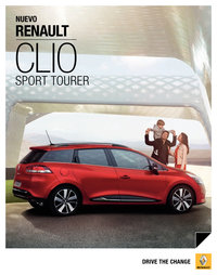 Clio Sport Tourer