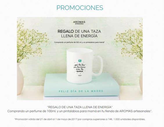 Ofertas de Aromas Artesanales, Promociones