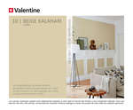 Ofertas de Valentine Decocenter, 1 mes 1 color